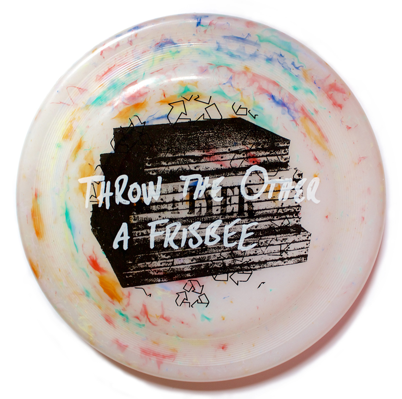 Throw the Other a Frisbee